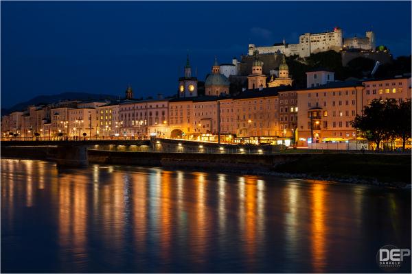 Salzburg evening