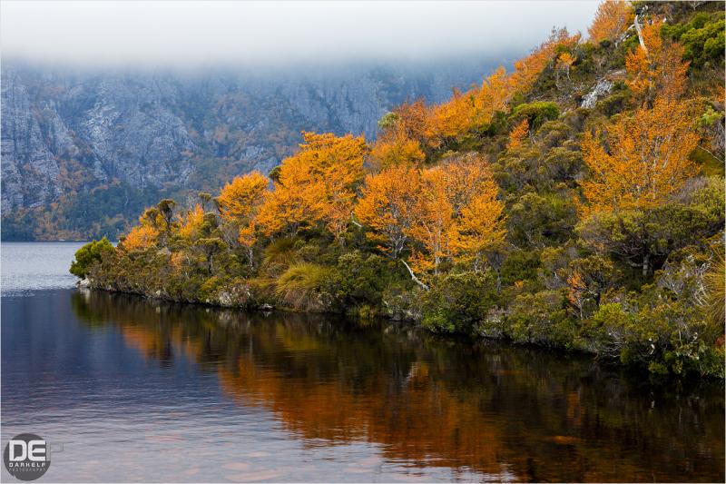 Autumn at Cradle Mountain