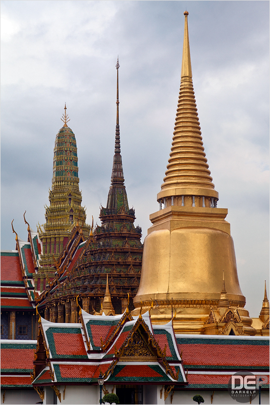three spires