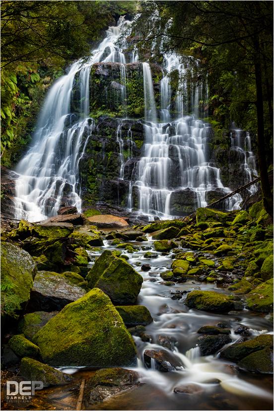 enchanted cascades