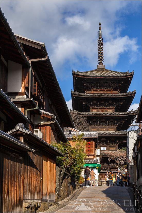 Yasaka-no-to Pagoda