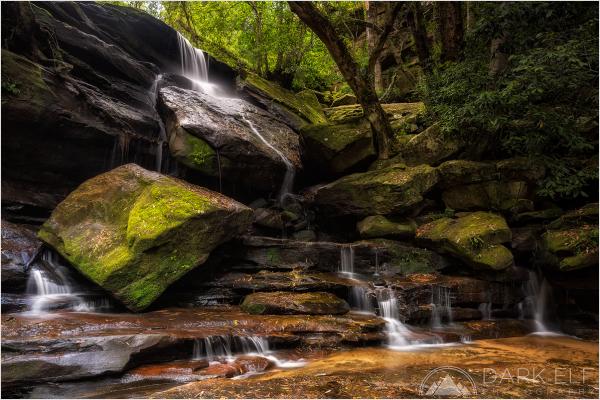 Lower Somersby Falls