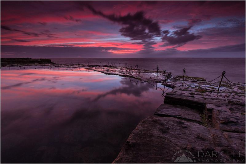 one perfect sunrise