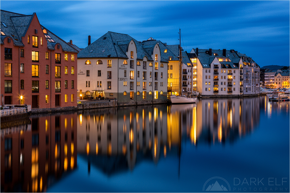 Alesund Evening