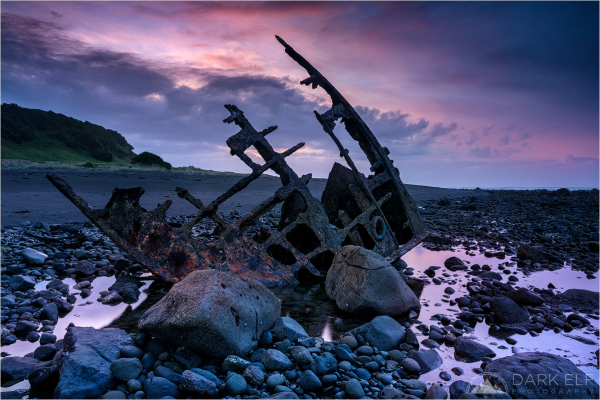 Wreck of The Gairloch