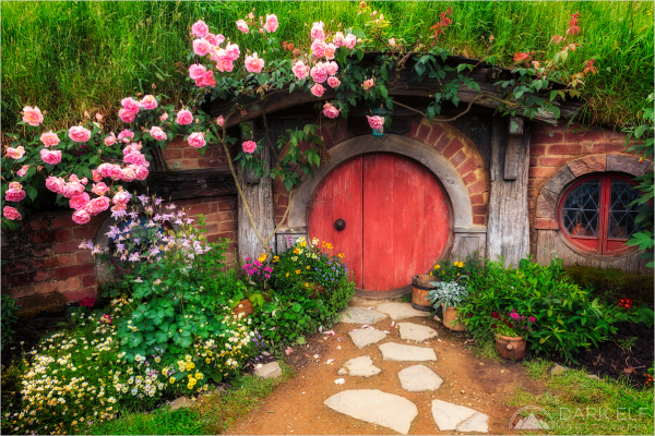 Where Hobbits Dwell