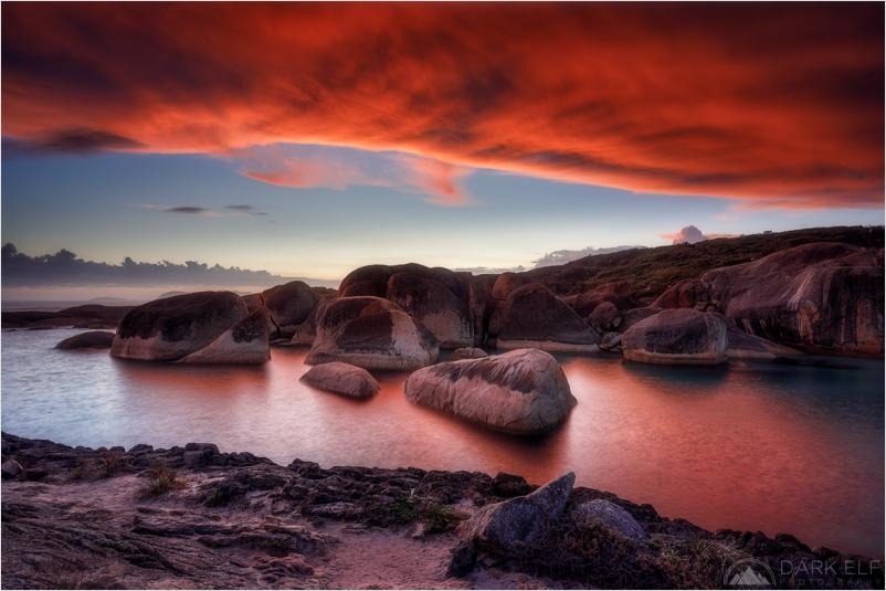 Under Red Clouds