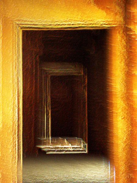 Painted Doorways