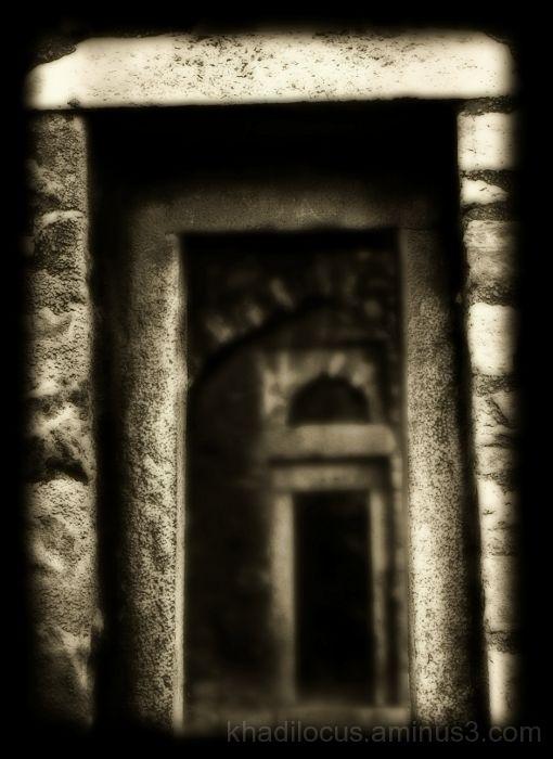 Hauz Khaz Archways