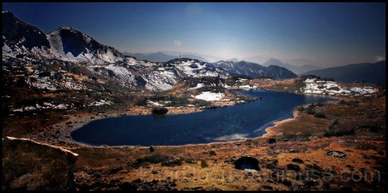 Glacial Lake II