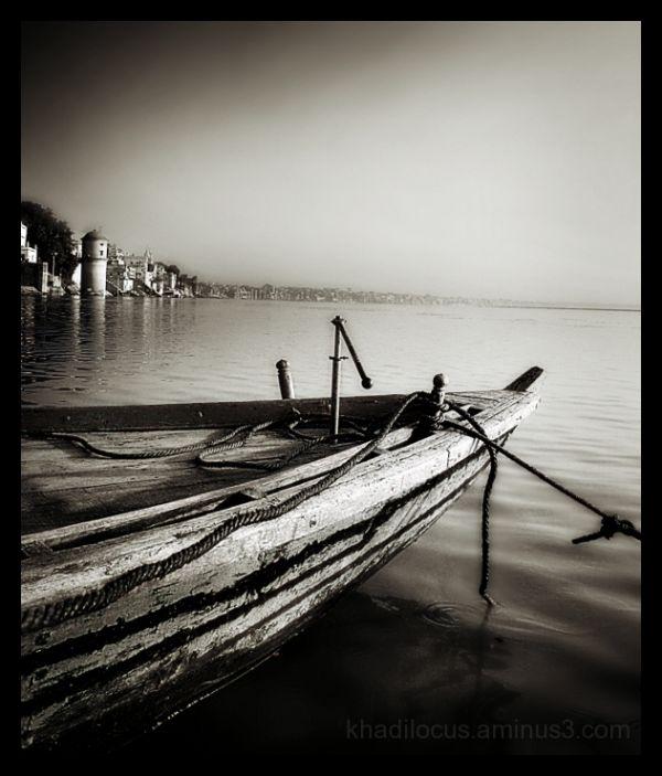 Benares Boat