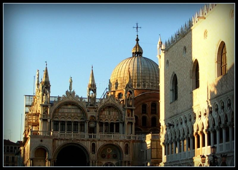 San Marco Venice Italy