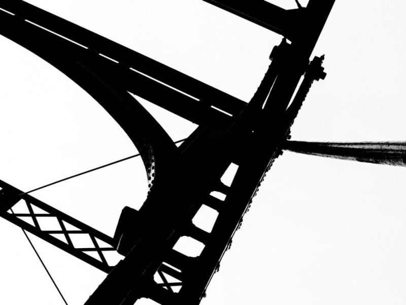 bridge ironwork