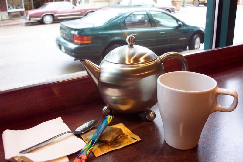 Tea Break