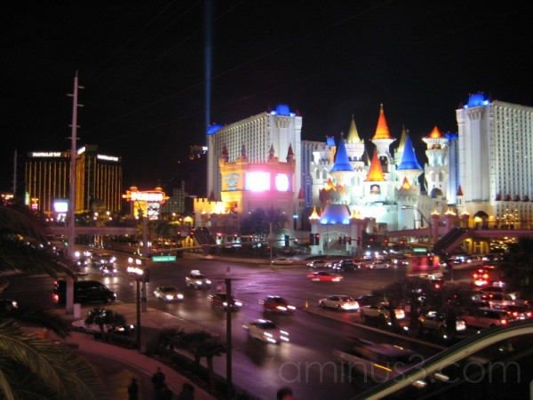 Las Vegas Boulevard, The Strip