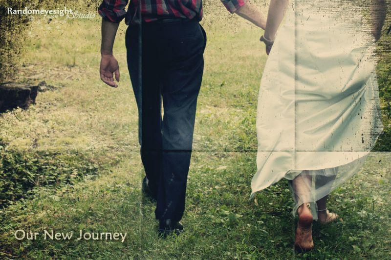 bride groom feet