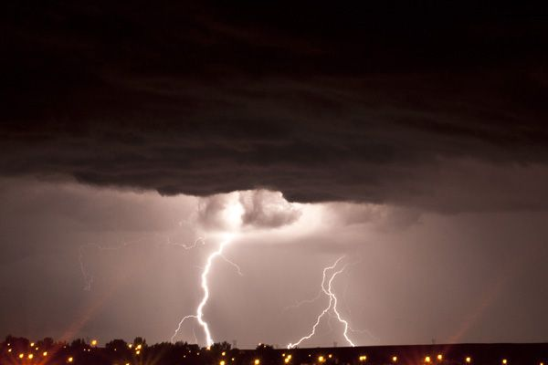 lightning weather