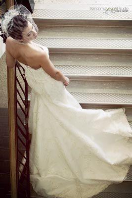 wedding bride dress