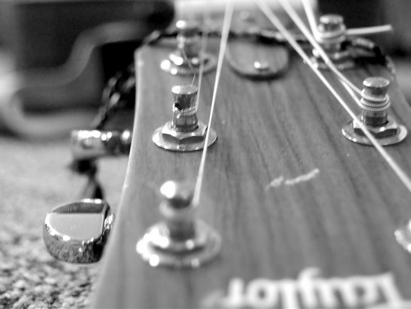 Guitar.