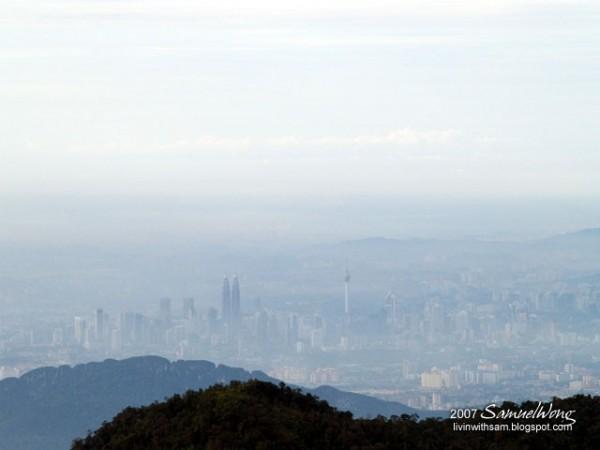 Kuala Lumpur by Day
