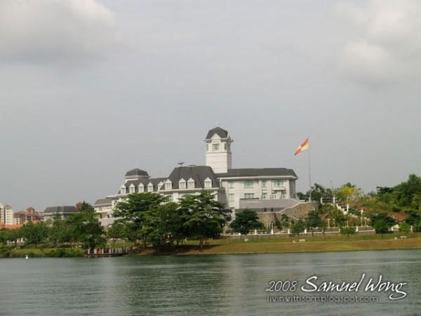 Selangor State Palace in Putrajaya