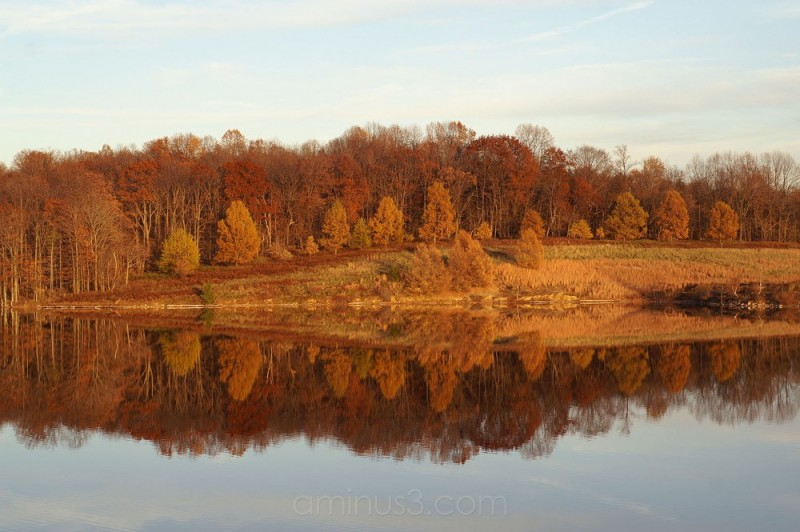 Merrill Creek Reflection