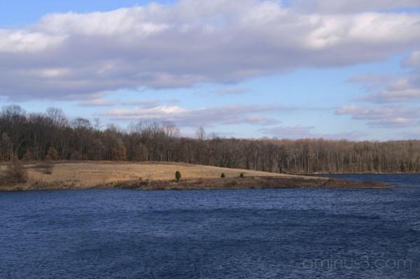 Wind Across Merrill Creek I