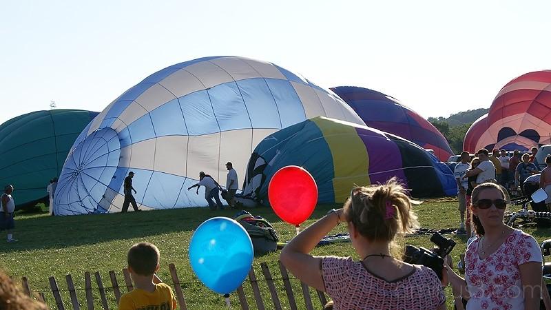 Big Balloons, Little Balloons