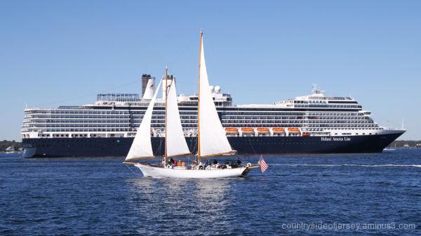 Two Ways to Sail
