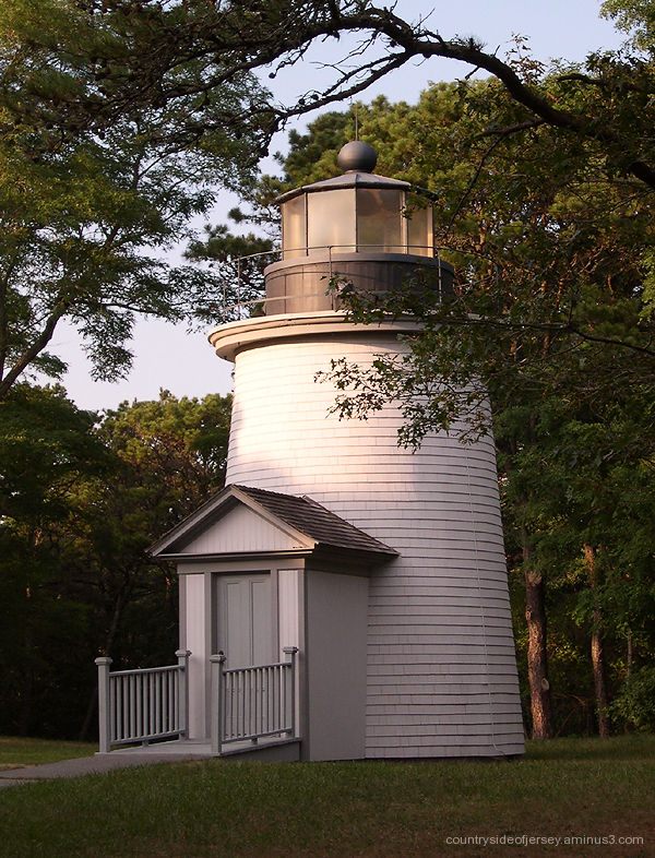 One of the Three Sisters Lighthouses