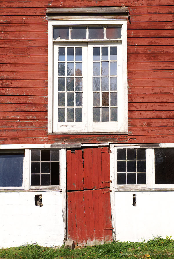 Barn Doors and Windows