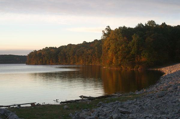Merrill Creek October 2005 Sunrise (1)