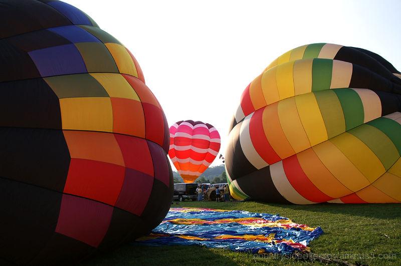 Warren County Farmers' Fair Balloon Launch