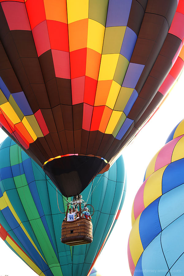 Warren County Farmers' Fair Balloon Launch