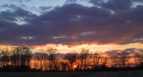 Sunset, West Nottingham, PA