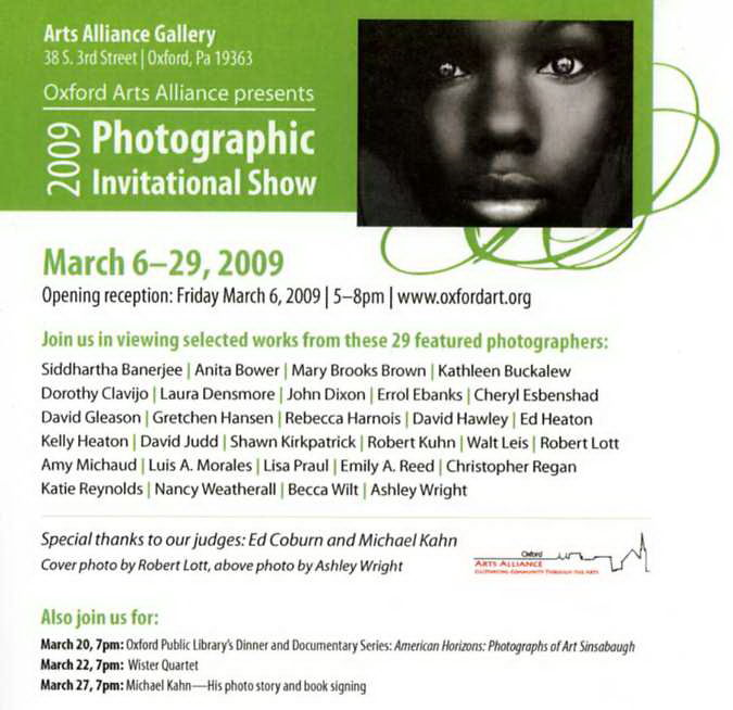 Oxford Photographic Show