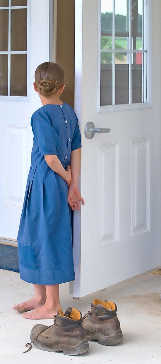 Amish Girl