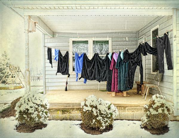 Amish Laundry