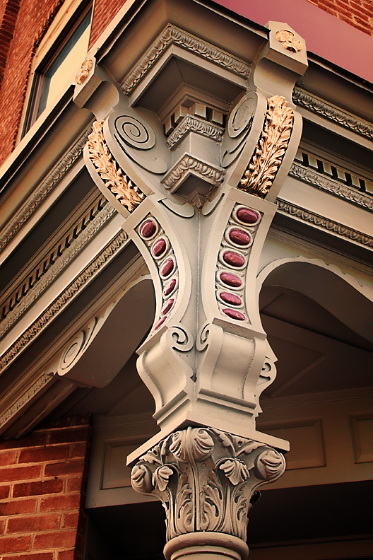 Architectural Detail, Oxford, PA