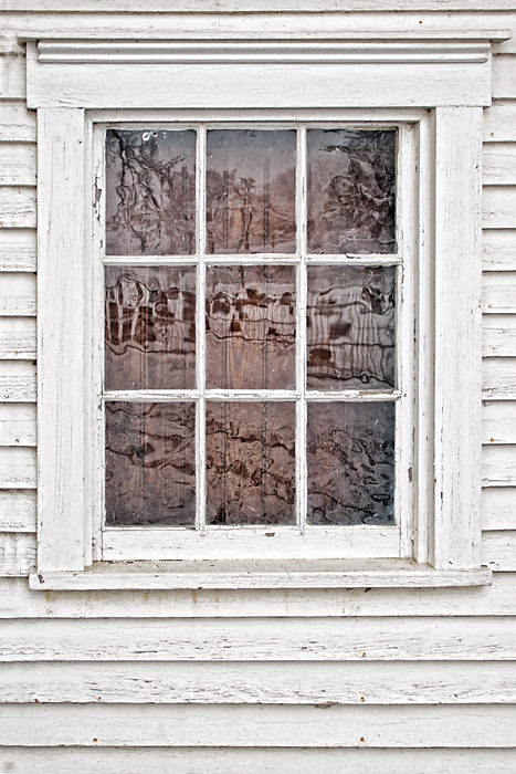 Little Britain Meetinghouse Window