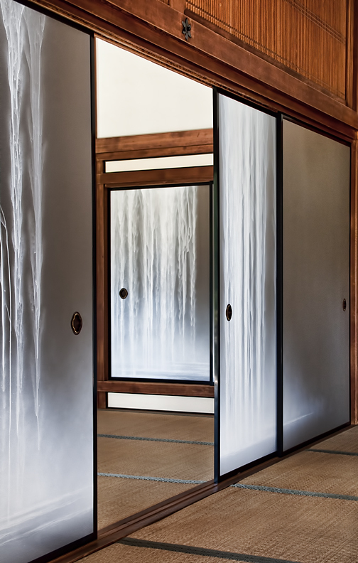 Shofuso Japanese House Indoors
