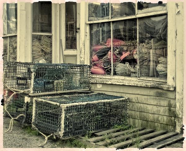 Store in Stonington, Maine