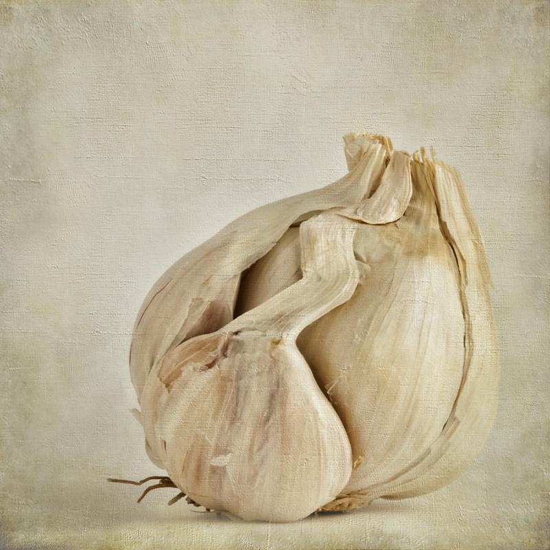 Garlic  produce