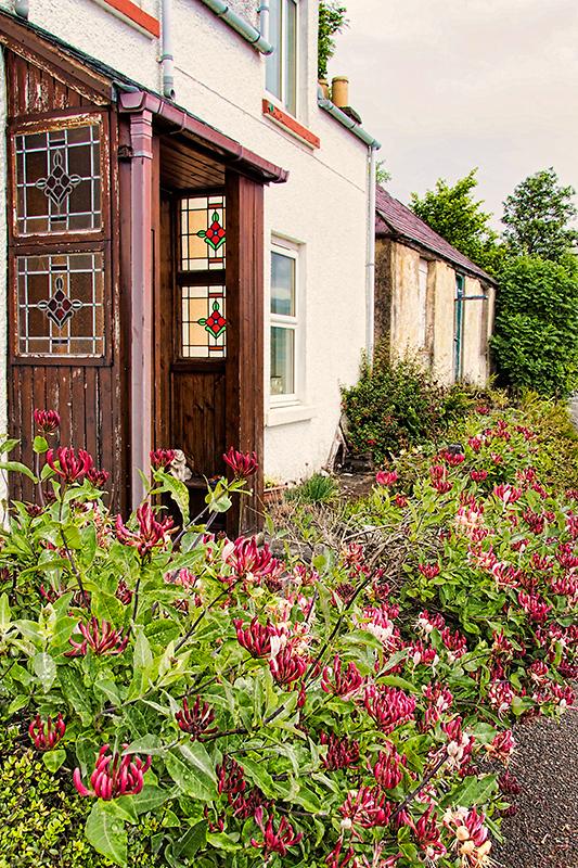 House at Kinloch Rannoch, Scotland