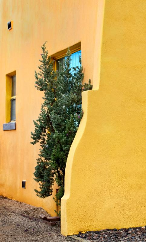 Tucson, Arizona house detail