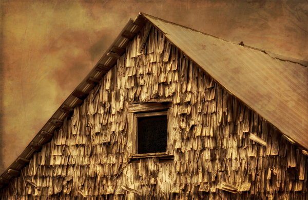 Shingle Barn Gable