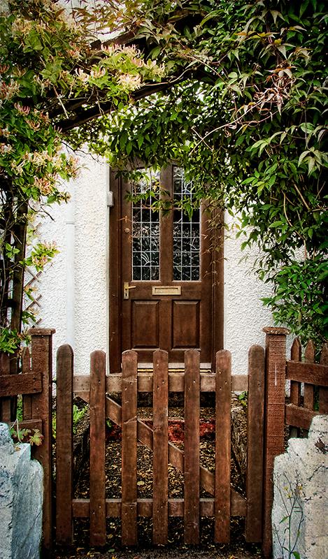 Lochcarron Door
