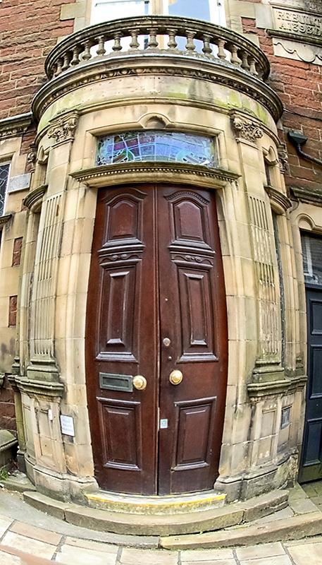 Bank Door, Alston, England
