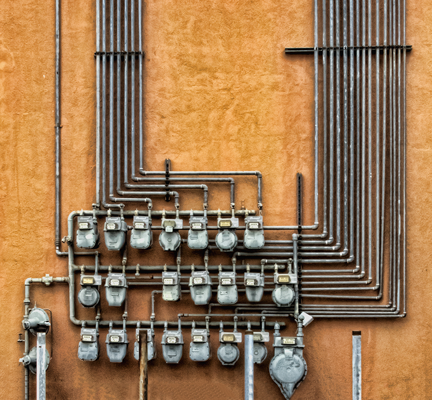 Pipes and Meters