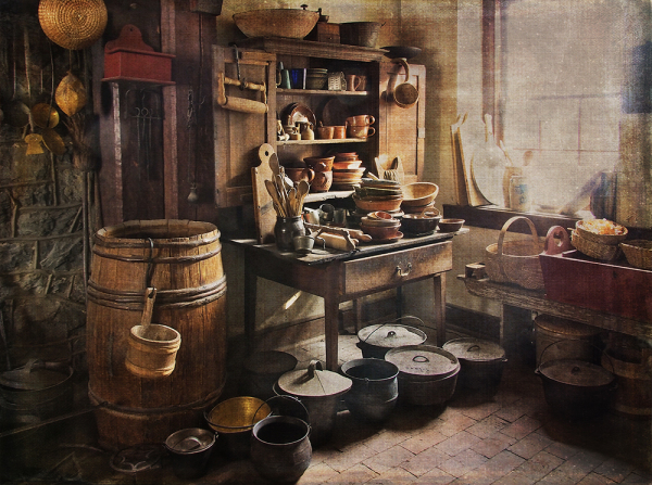 Kitchen, Landis Valley Museum